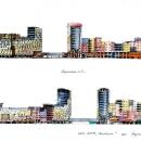 Жилой комплекс в Барвихе. Решение фасадов