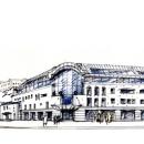 Торгово-офисное здание на м.Сухаревская