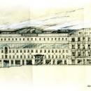 Торговый комплекс в Камергерском пер.