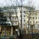 Вид на офисное здание со двора